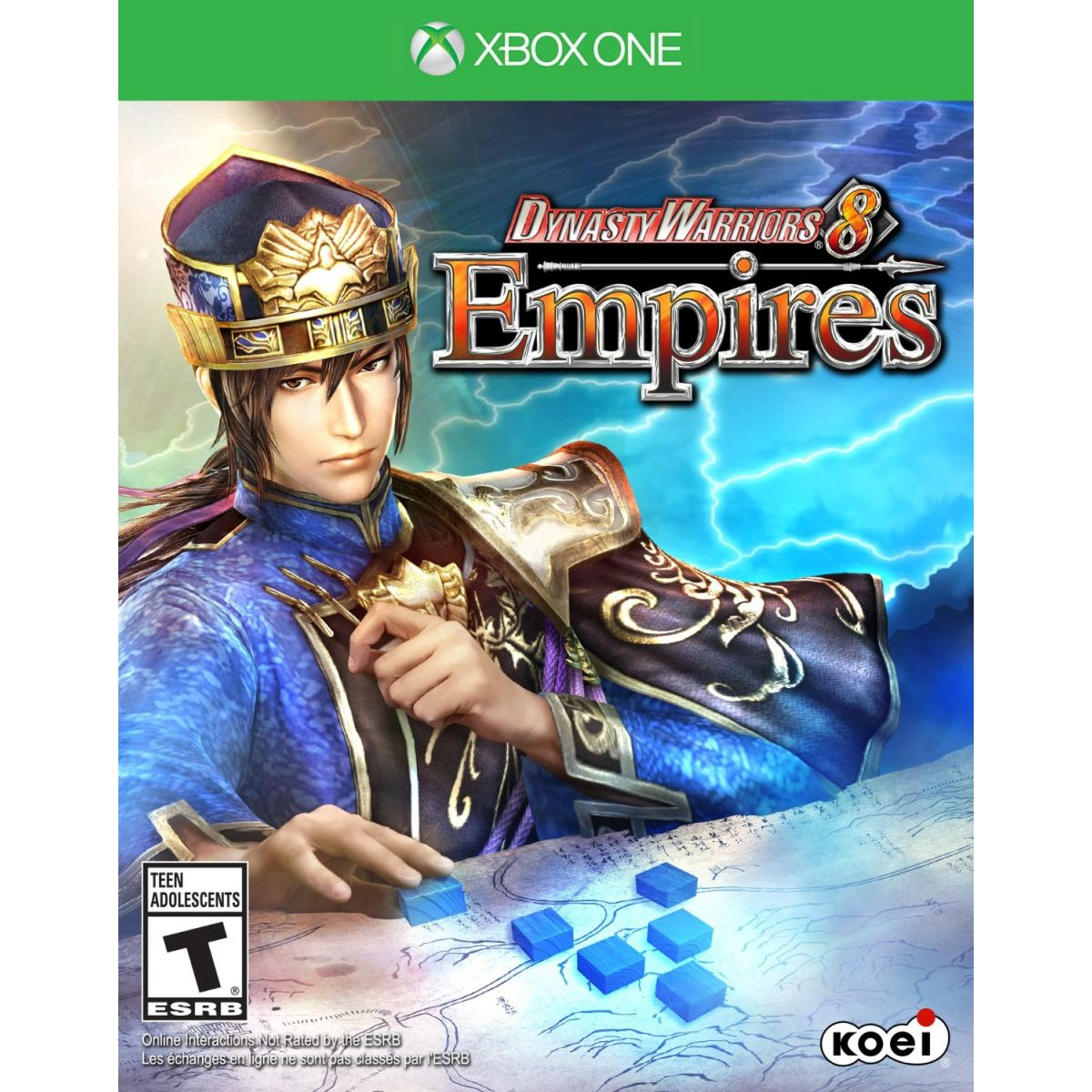 Dynasty Warriors 8 Empires Xbox One Original Usado  - Place Games