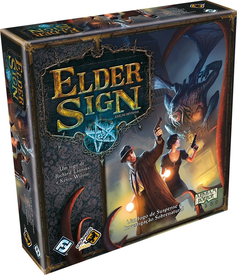 Elder Sign Galapagos EDS001  - Place Games