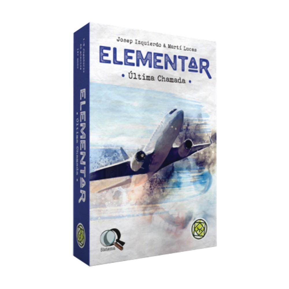 Elementar A Última Chamada Jogo de Cartas Mandala GRK0032  - Place Games