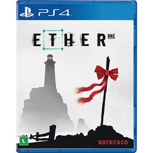Ether One Playstation 4 Original Usado  - Place Games
