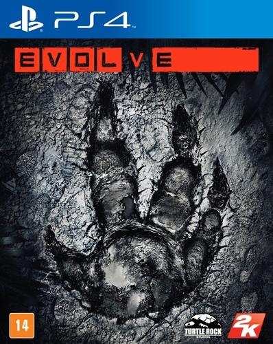 Evolve Playstation 4 Original Lacrado  - Place Games
