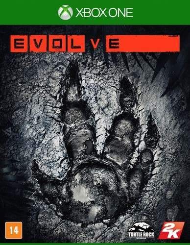 Evolve Xbox One Lacrado  - Place Games