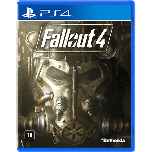 Fallout 4 Playstation 4 Original Usado  - Place Games