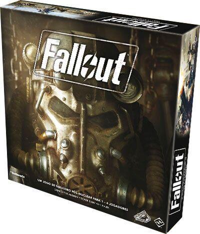 Fallout Jogo de Tabuleiro Galapagos FAL001  - Place Games
