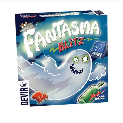 Fantasma Blitz Jogo de Cartas Devir BGBLITZ  - Place Games