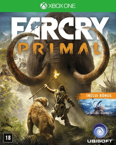 Far Cry Primal Xbox One Original Usado  - Place Games