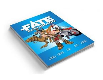 Fate Acelerado Livro de RPG Meeple BR  - Place Games