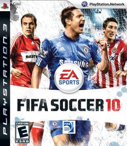 Fifa 10 Playstation 3 Original Usado  - Place Games
