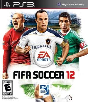Fifa 12 Playstation 3 Original Usado  - Place Games