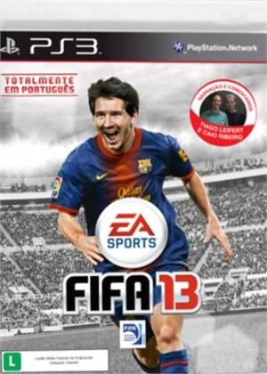 Fifa 13 Playstation 3 Original Usado  - Place Games