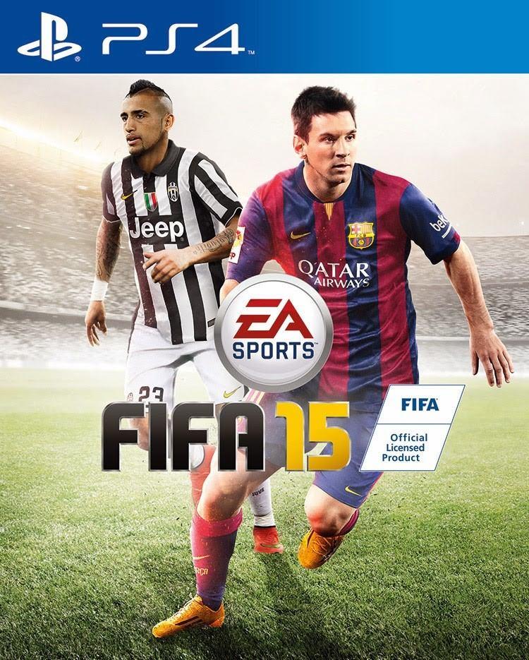 Fifa 15 Espanhol Playstation 4 Original Usado  - Place Games
