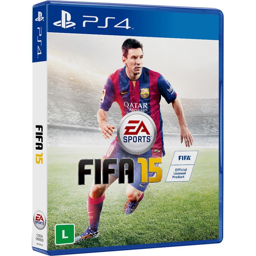Fifa 15 Playstation 4 Original Usado  - Place Games