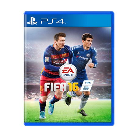 Fifa 16 Playstation 4 Original Usado  - Place Games