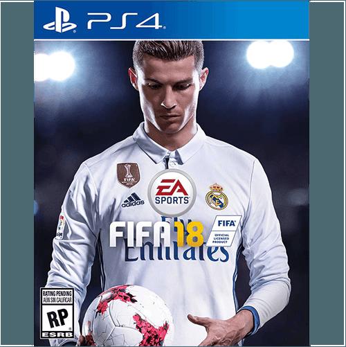 Fifa 18 Playstation 4 Original Usado  - Place Games