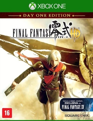 Final Fantasy Type 0 Day One Xbox One Original Usado  - Place Games