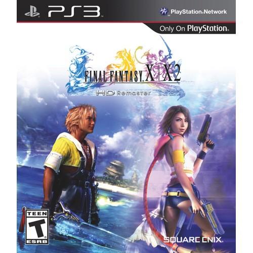 Final Fantasy X/X2 HD Remastered Playstation 3 Original Usado  - Place Games