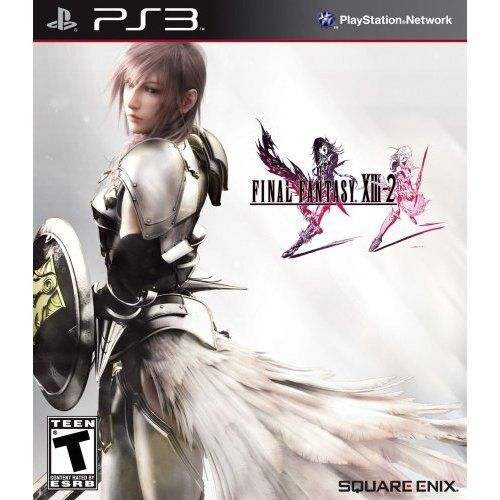 Final Fantasy XIII 2 Playstation 3 Original Usado  - Place Games