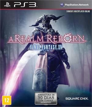 Final Fantasy XIV A Realm Reborn Playstation 3 Original Usado  - Place Games