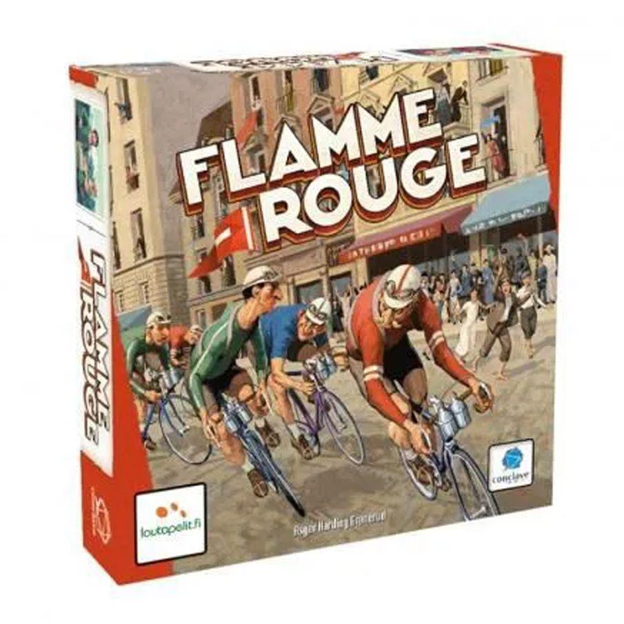 Flamme Rouge Jogo de Tabuleiro Conclave  - Place Games