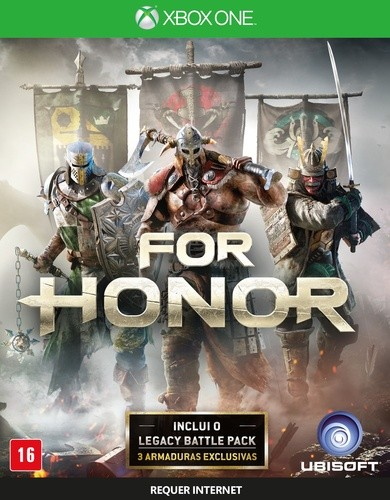 For Honor Xbox One Original Usado  - Place Games