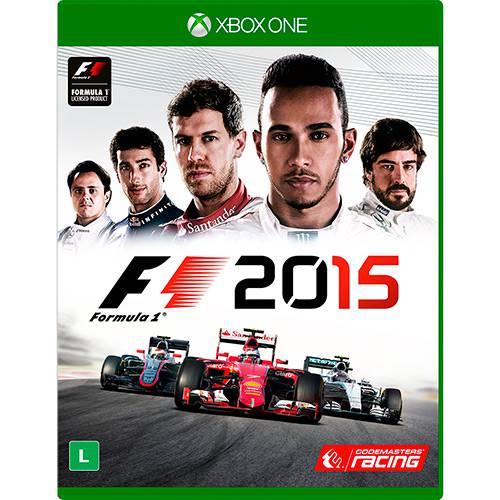 Formula 1 2015 XBOX ONE Original Usado  - Place Games