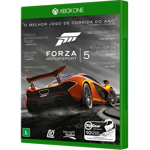Forza 5 GOTY Xbox One Original Usado  - Place Games