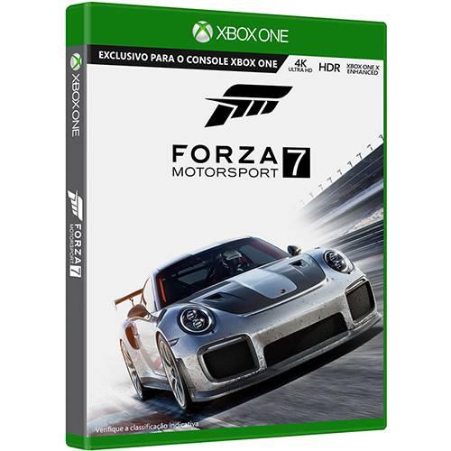 Forza 7 Motorsport Xbox One Original Usado  - Place Games