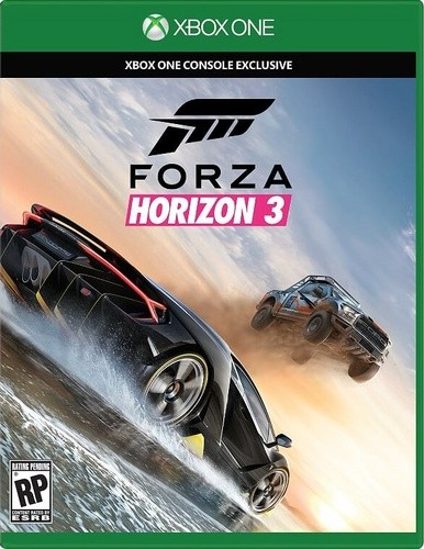 Forza Horizon 3 Xbox One Original Lacrado  - Place Games