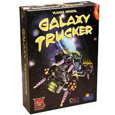 Galaxy Trucker Jogo de Tabuleiro Devir BGHTRUCKER  - Place Games
