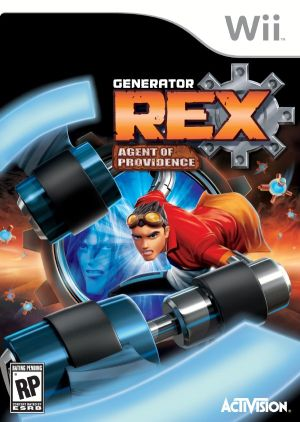Generator Rex - Agent of Providence  - Place Games