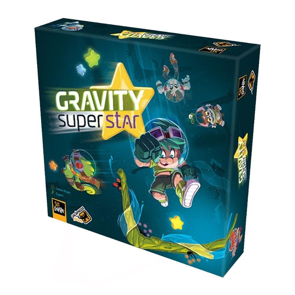Gravity Superstar Jogo de Tabuleiro Galapagos GSS001  - Place Games