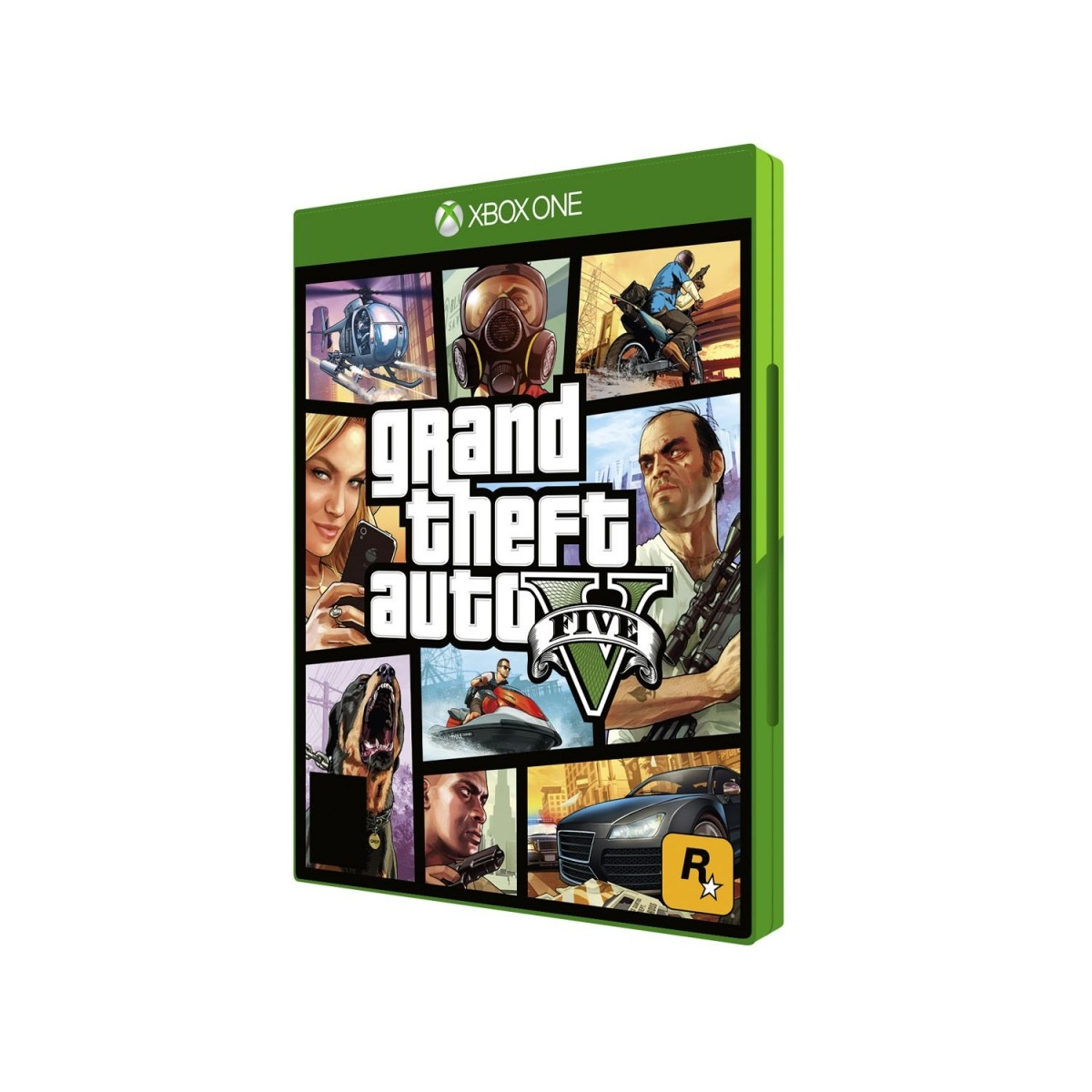GTA V Xbox One Original Usado  - Place Games