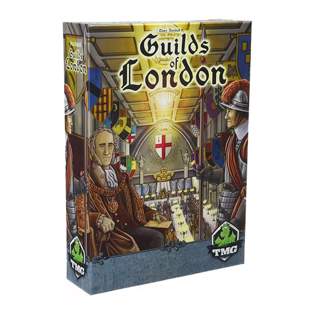 Guilds of London Jogo de Tabuleiro Importado TMG   - Place Games