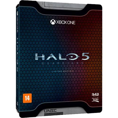 Halo 5 Guardians Edição Limitada Xbox One Original Usado  - Place Games
