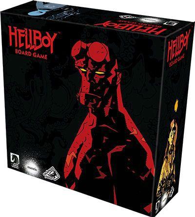 Hellboy Jogo de Tabuleiro Galapagos HBY001  - Place Games