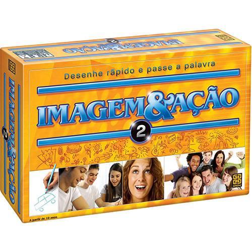 Imagem e Ação 2 Jogo de Tabuleiro Grow 1709  - Place Games
