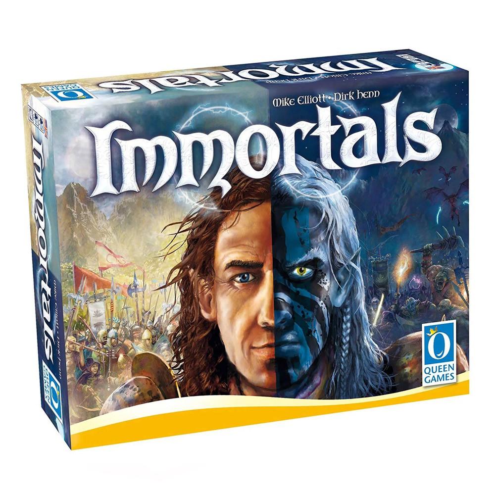 Immortals Jogo de Tabuleiro Calamity Games  - Place Games