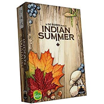 Indian Summer Jogo de Tabuleiro Ludofy  - Place Games