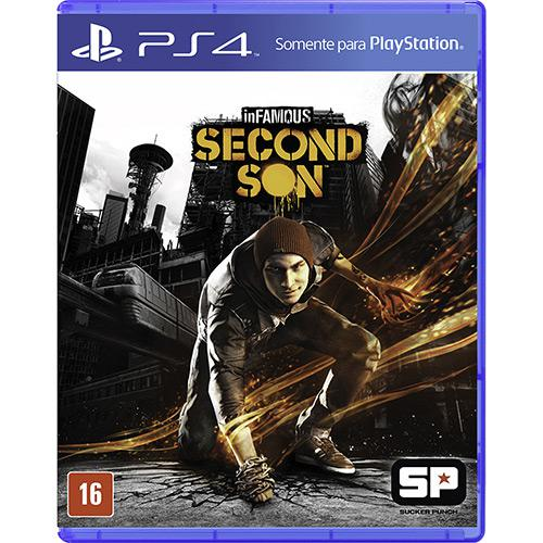 Infamous Second Son Playstation 4 Original Usado  - Place Games