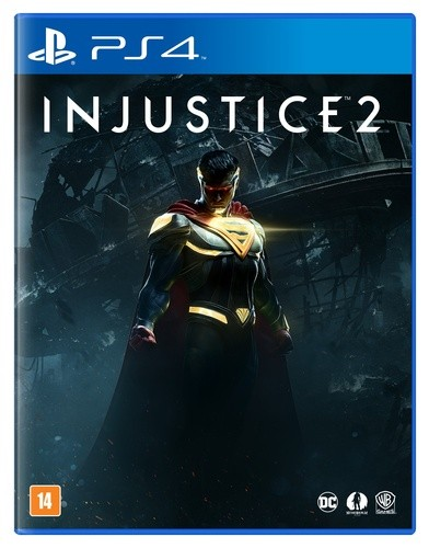 Injustice 2 Playstation 4 Original Lacrado  - Place Games