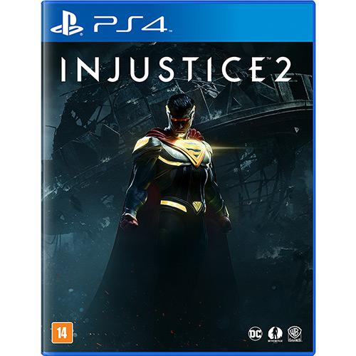 Injustice 2 Playstation 4 Original Usado  - Place Games
