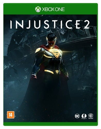 Injustice 2 Xbox One Original Lacrado  - Place Games