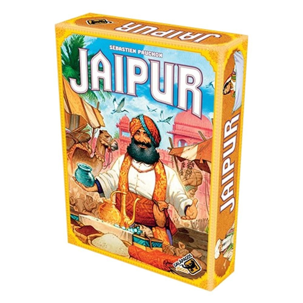 Jaipur Jogo de Cartas Galápagos JPR001  - Place Games