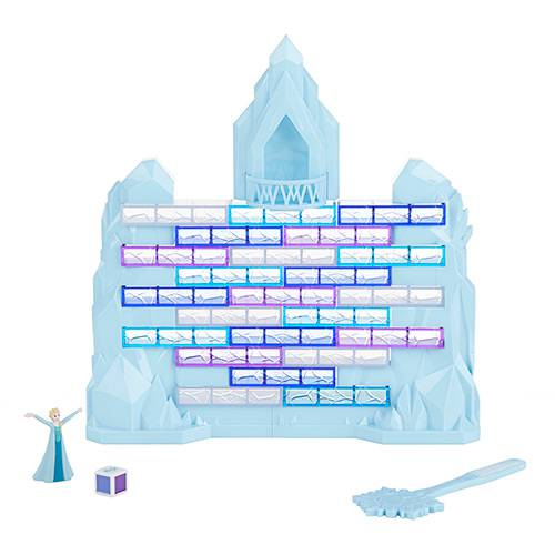 Jenga Frozen Jogo de Tabuleiro Hasbro B4503  - Place Games
