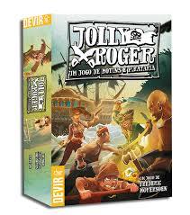 Jolly Roger um jogo de motim e pirataria Jogo de Cartas Devir ARCG001PT  - Place Games