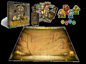 Jungle Ascent Jogo de Tabuleiro Importado 5th Street Games  - Place Games