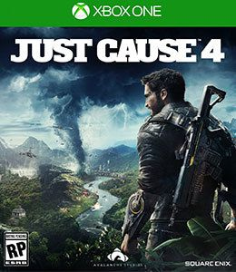 Just Cause 4 edicao De Day One xbox_one  - Place Games
