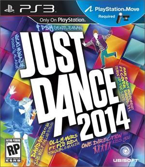 Just Dance 2014 Playstation 3 Original Lacrado  - Place Games
