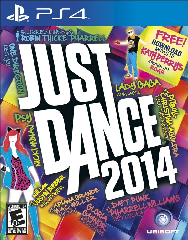 Just Dance 2014 Playstation 4 Original Usado  - Place Games