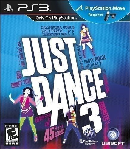 Just Dance 3 Playstation 3 Original Usado  - Place Games